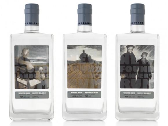 Дизайн упаковки рома Brandever