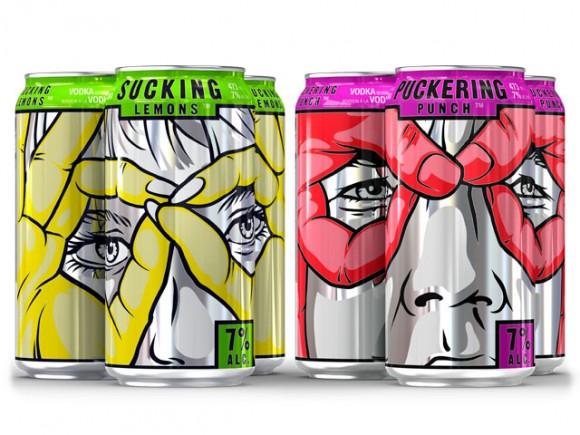 Дизайн безалкогольного напитка