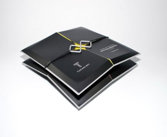 Дизайн упаковки шарфа