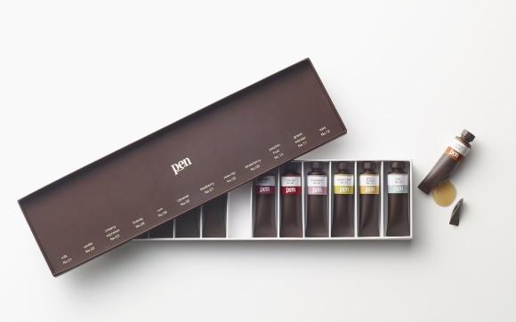 Дизайн подарочной упаковки шоколада
