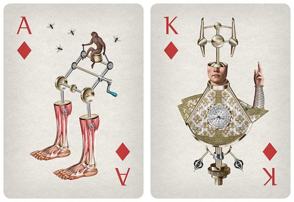 Дизайн игральных карт