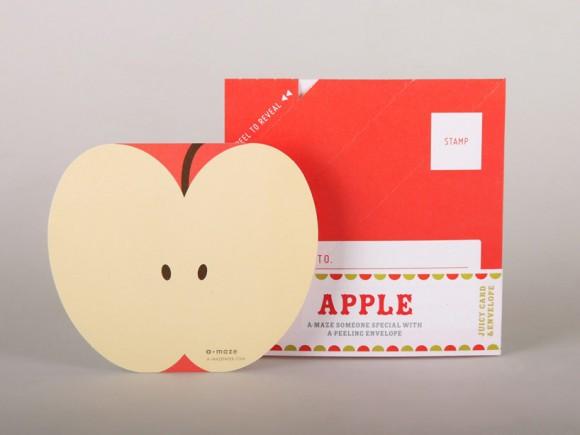 Дизайн упаковки открыток