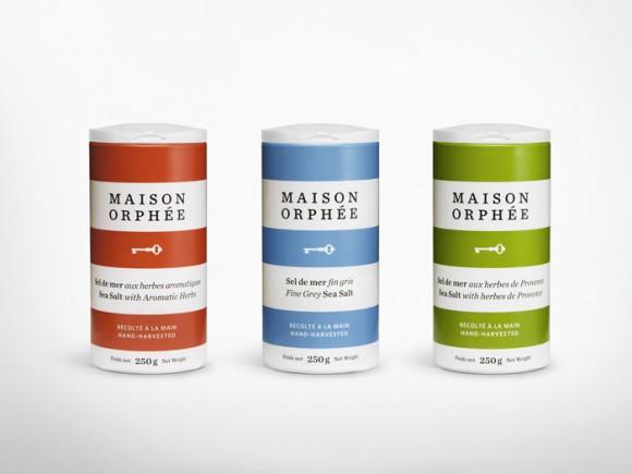 Дизайн упаковки соли
