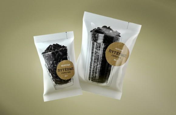 Редизайн упаковки семечек
