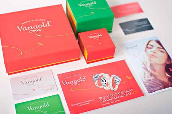 Дизайн упаковки ювелирных украшений