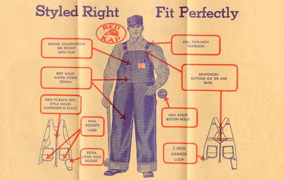 Фирменный стиль магазина рабочей одежды