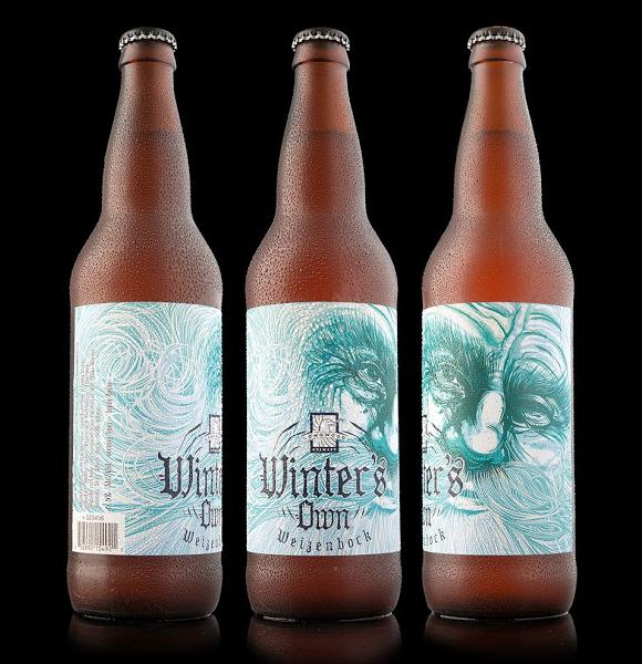 Дизайн этикетки пива