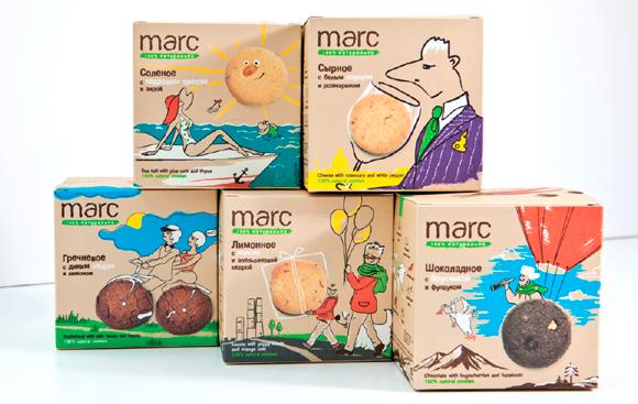 Печенье Marc
