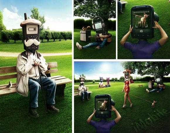 «iMobile» by Алексей Костюк