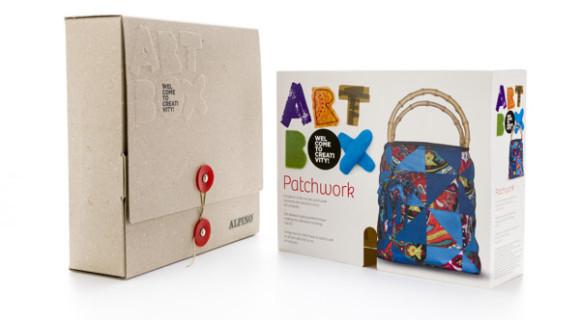 Дизайн упаковки набора для творчества