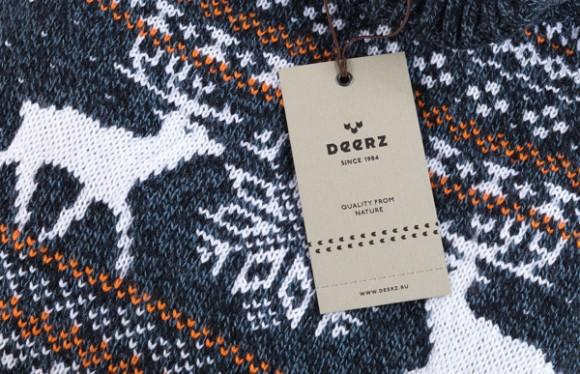 Фирменный стиль магазина одежды
