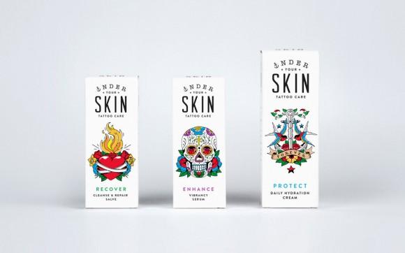 Дизайн упаковки кремов