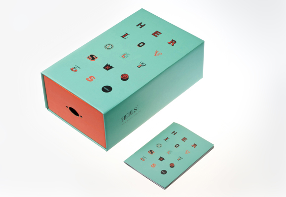 Дизайн обувной коробки