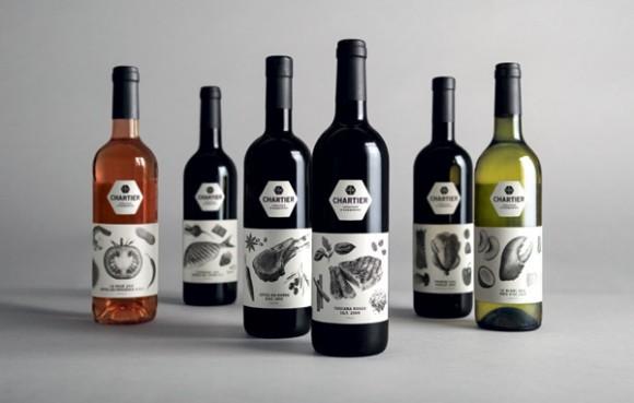 Дизайн винной эткетки