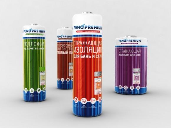 Дизайн упаковки стройматериалов