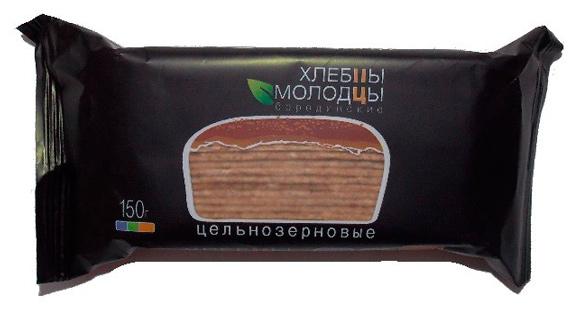 Дизайн упаковки хлебцев