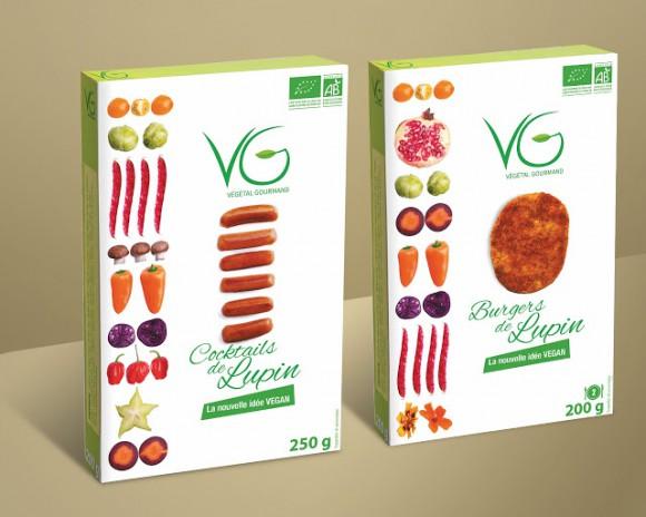 Дизайн упаковки полуфабрикатов