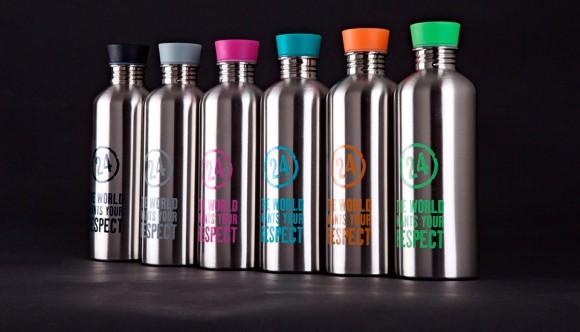 Дизайн упаковки бутылки