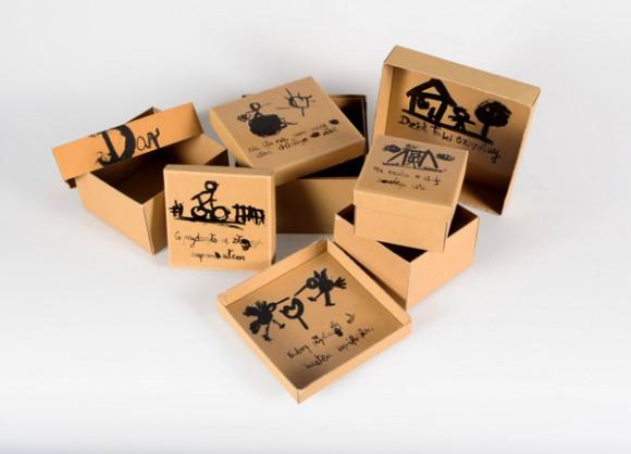 Упаковка как арт-объект