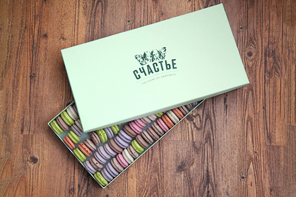 Дизайн упаковки take-away для кафе