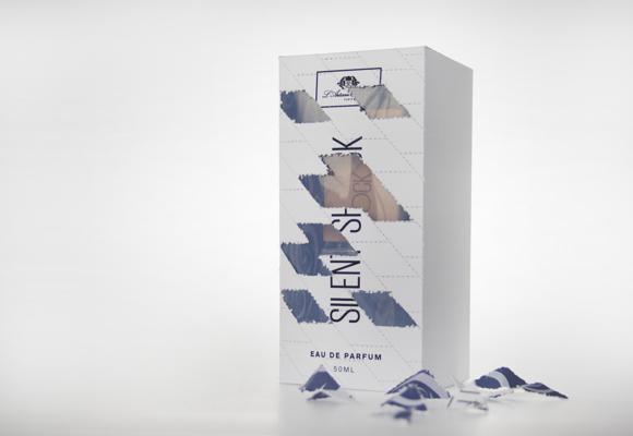 Концепт упаковки парфюма