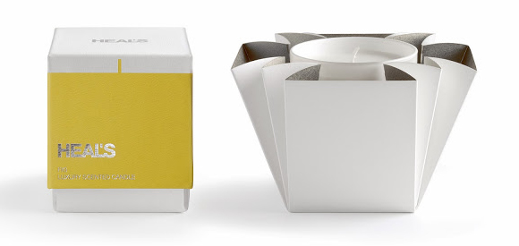 Дизайн упаковки свечи