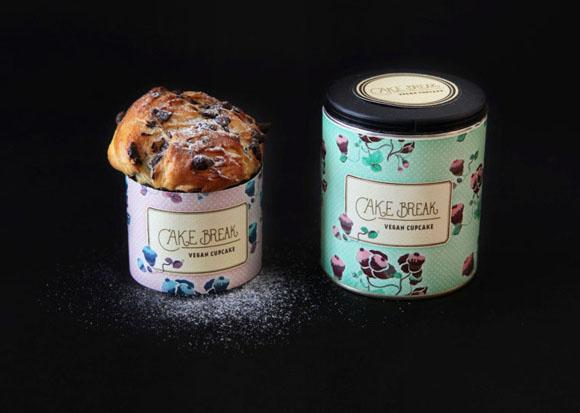 Дизайн упаковки кекса
