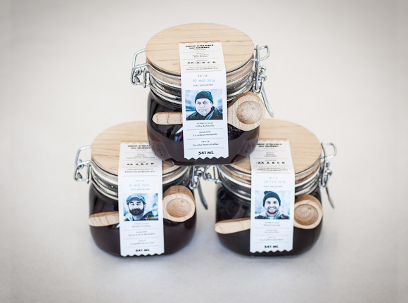 Дизайн упаковки кленового сиропа