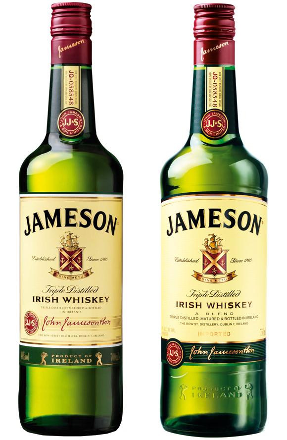 Редизайн упаковки виски