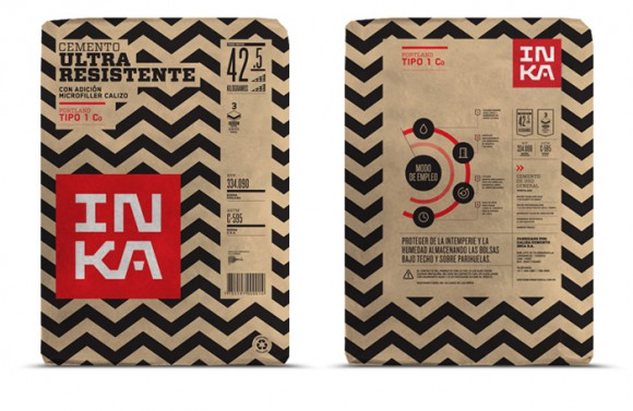 Дизайн упаковки цемента