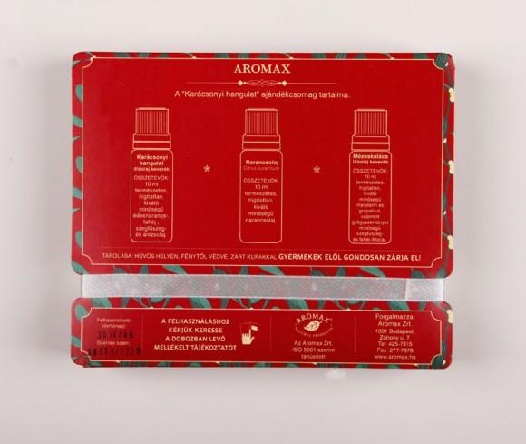 Упаковка ароматических масел