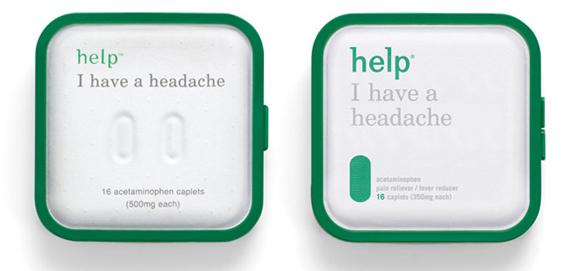 Редизайн упаковки лекарств