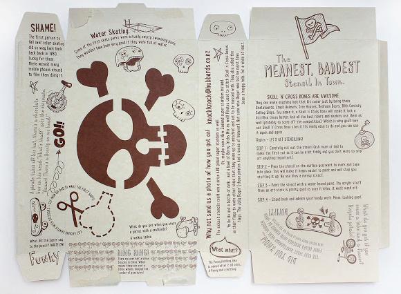 Дизайн упаковки готовых завтраков