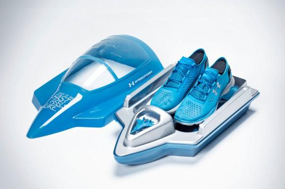 Дизайн упаковки кроссовок
