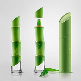 Концепт упаковки парфюмов