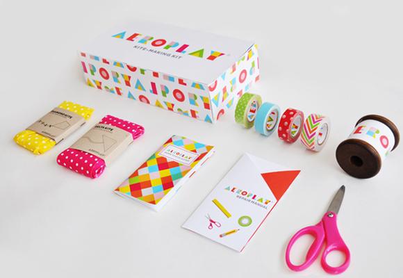 Концепт упаковки игрушки