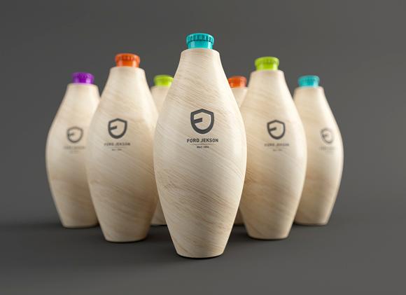 Концепт упаковки напитка