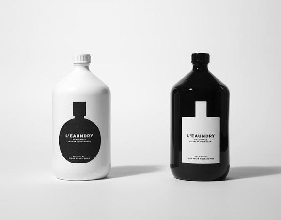 Дизайн упаковки моющего средства