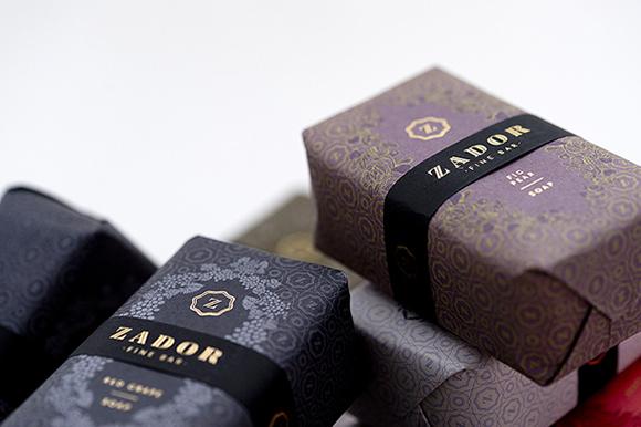 Дизайн упаковки мыла