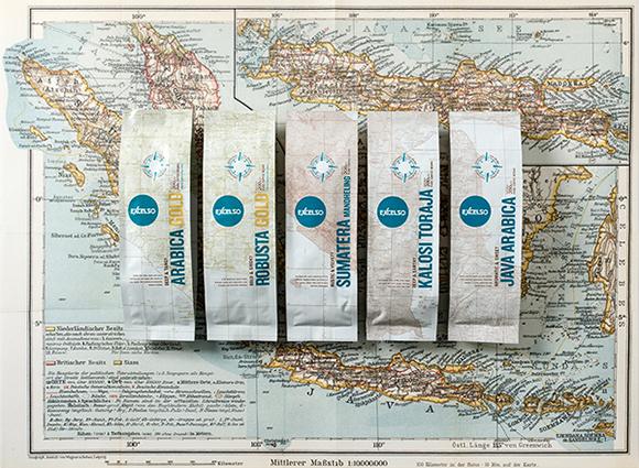 Реизайн упаковки кофе