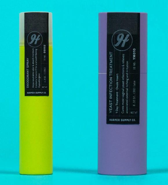 Дизайн упаковки гигиенических продуктов
