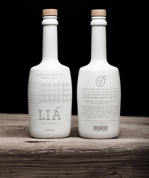 Дизайн упаковки оливкового масла