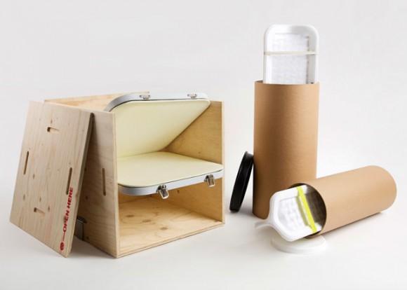Дизайн упаковки для хрупких предметов
