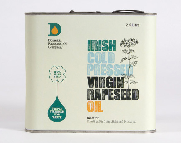 Дизайн упаковки масла