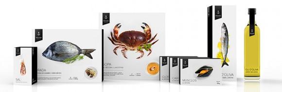 Дизайн упаковки деликатесов