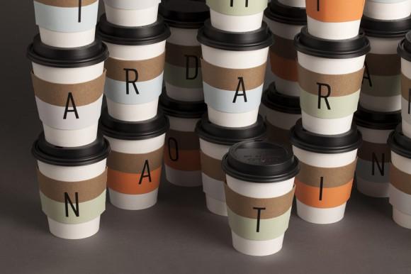 Фирменный стиль кафе