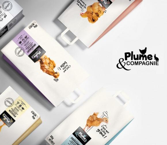 Дизайн упаковки корма