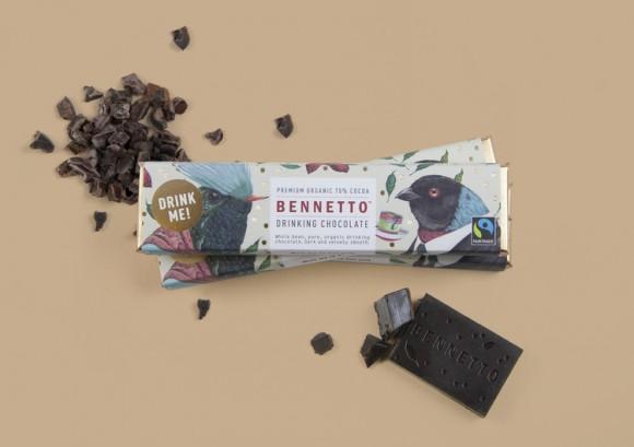 Дизай упаковки шоколада