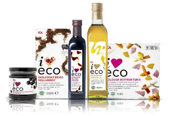 Упаковка эко-продуктов