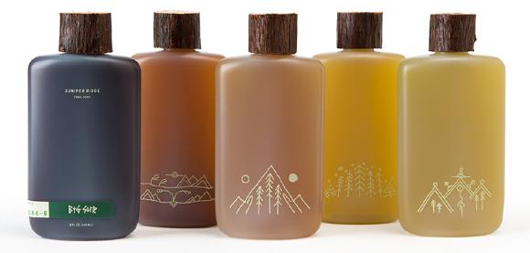 Дизайн упаковки духов